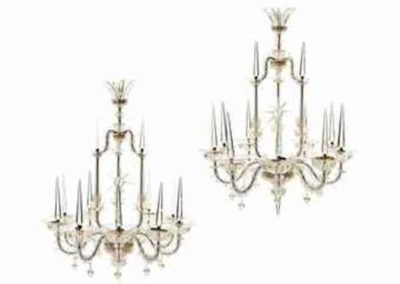 a_pair_of_french_cut_and_gilt-glass_chandeliers_by copy